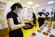Estreno de Gastrolab Villaverde, la primera cocina incubadora pública de la ciudad de Madrid